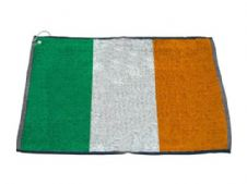 Masters National Flag Golf Bag Towel - Ireland